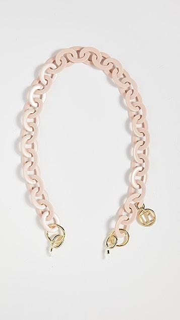 Linda Farrow Luxe 太阳镜挂链