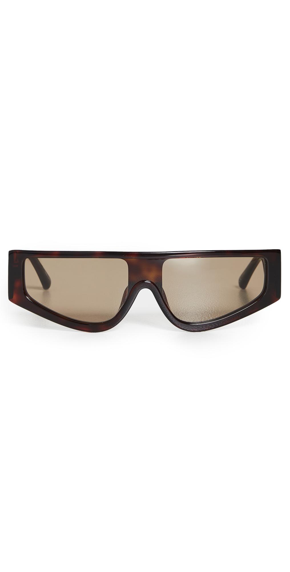x Magda Shield Sunglasses