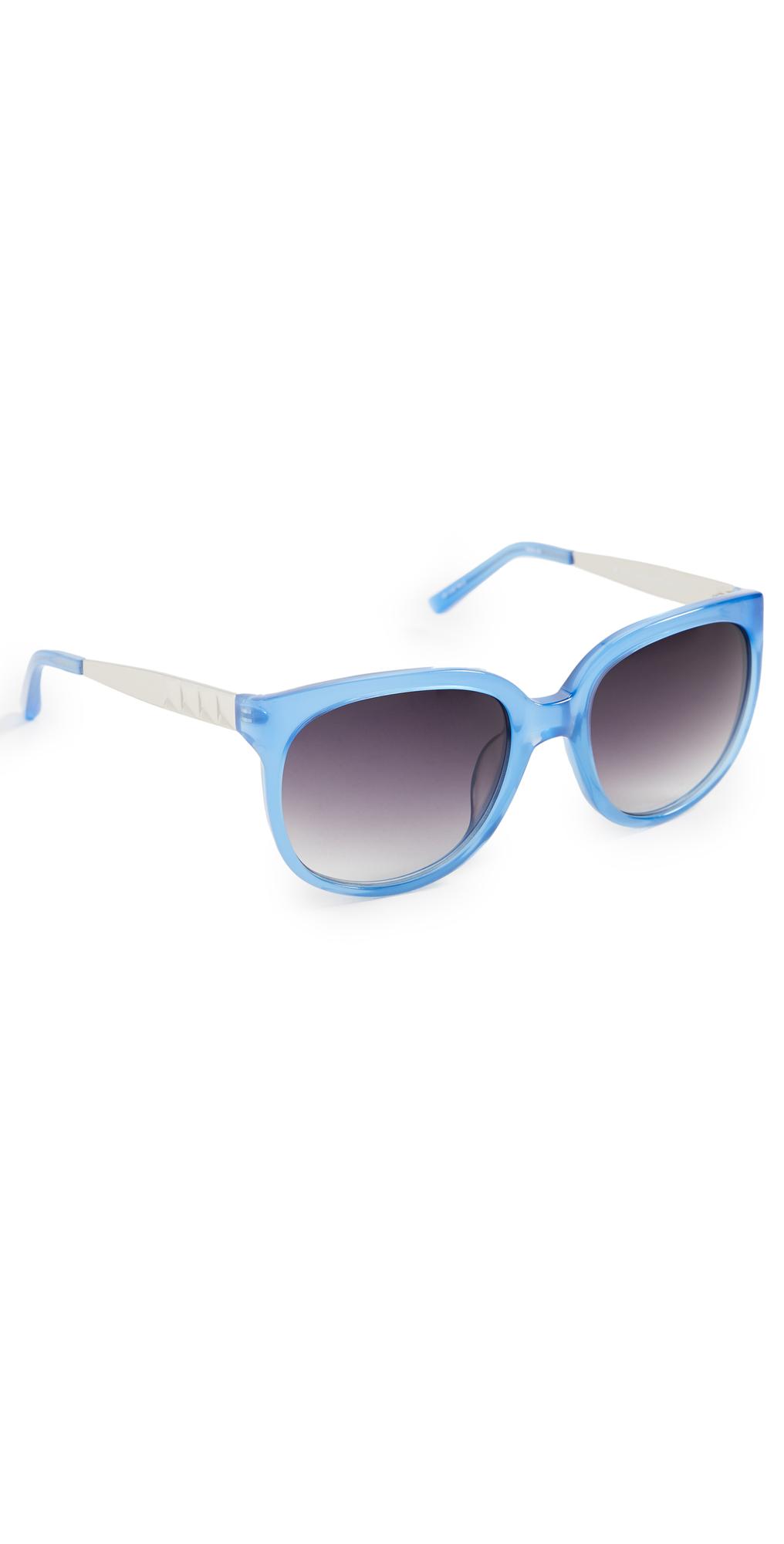 x Matthew Williamson Colorful Sunglasses