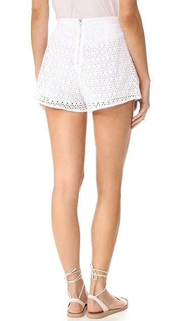 Line & Dot Gaby Shorts