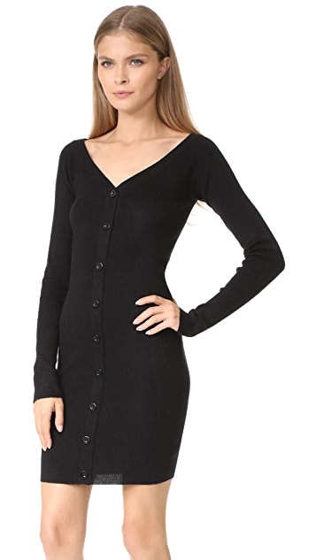 Line & Dot Camille Sweater Dress