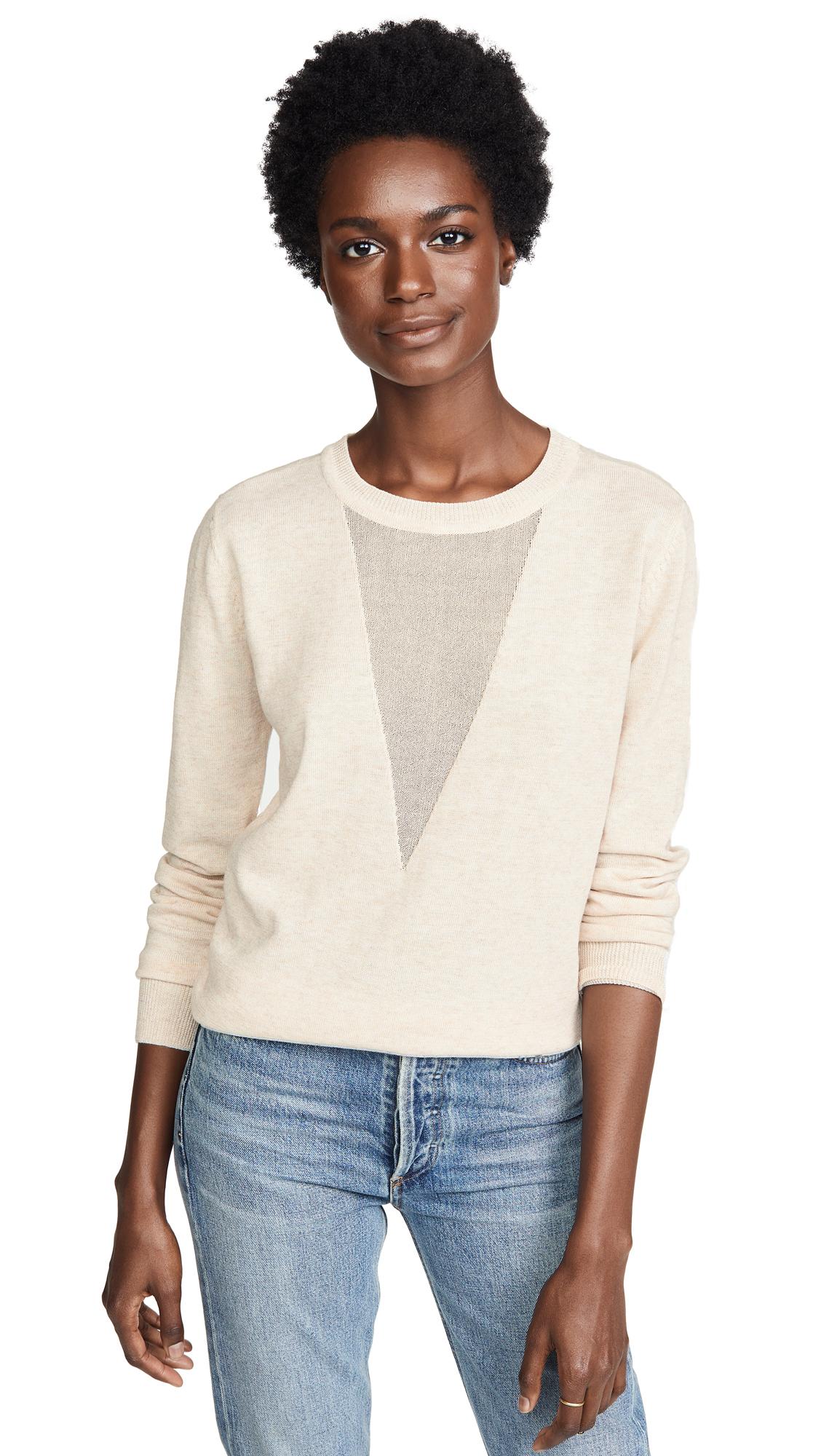 Line & Dot Mia Contrast Sweater
