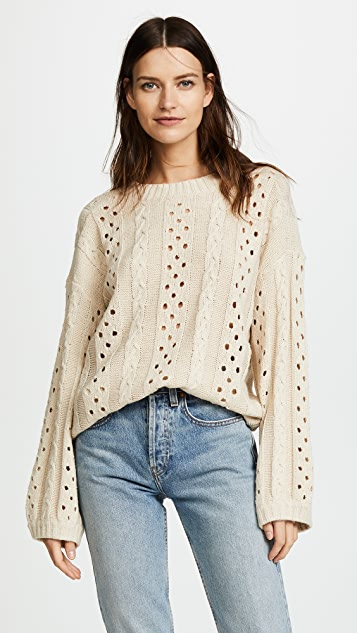 Araza Sweater by Line &Amp; Dot