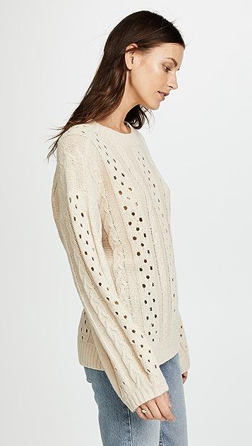 Line & Dot Araza Sweater