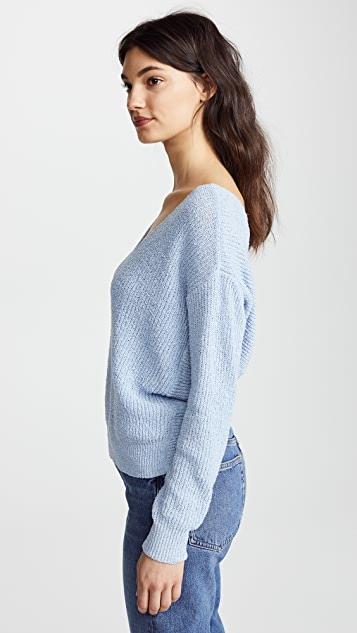 Line & Dot Rina Sweater