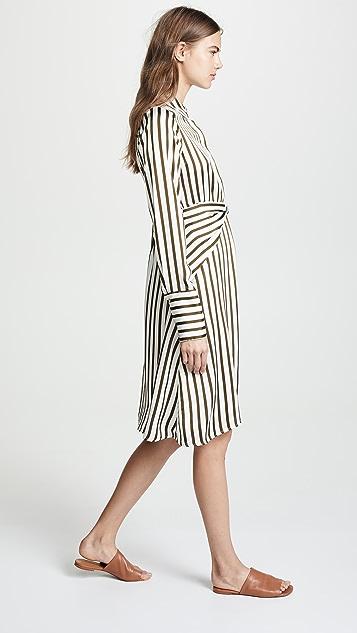 Line & Dot Charlotte Shirtdress