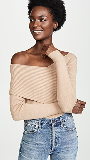 Sylvie Sweater by Line & Dot