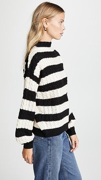 Line & Dot Anna Sweater