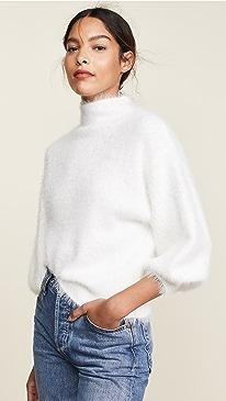 Fuzzy Alder Sweater