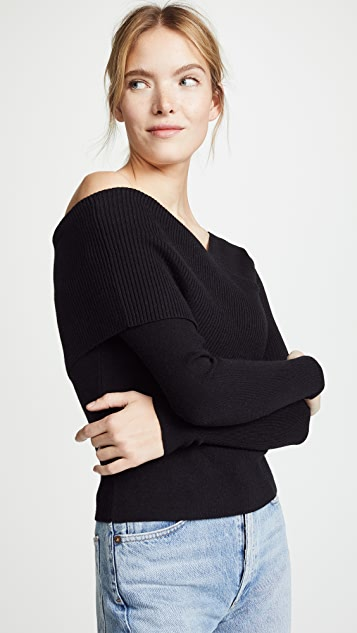 Line & Dot Sylvie Sweater