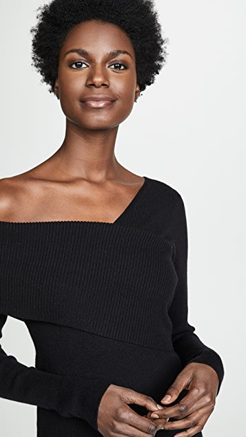 Line & Dot Sylvie Sweater Dress