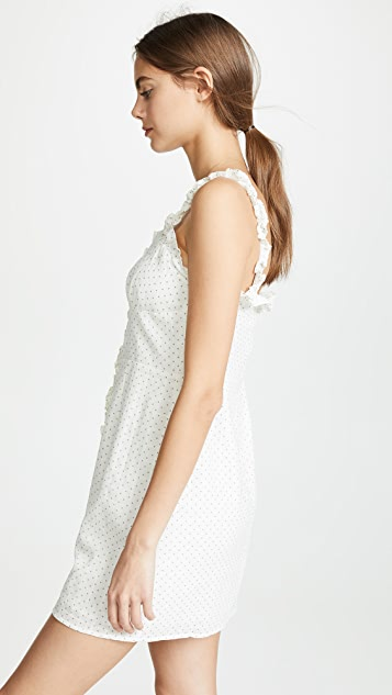 Line & Dot Lille Mini Dress