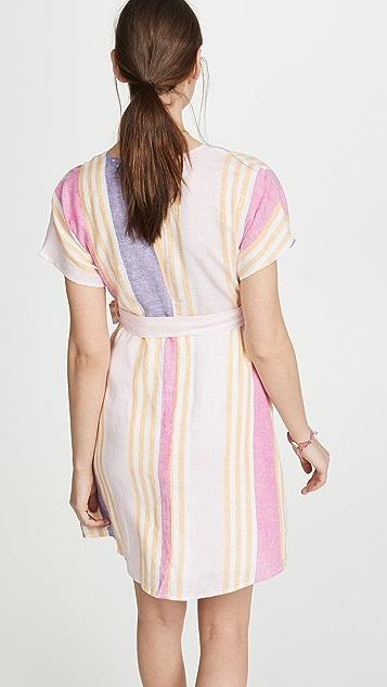 Line & Dot Kairi 连衣裙