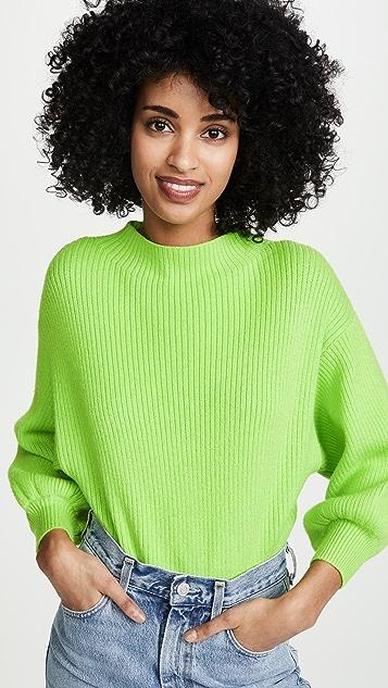 Line & Dot Неоновый свитер Alder