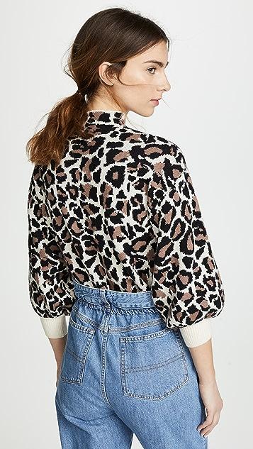Line & Dot Alder Sweater