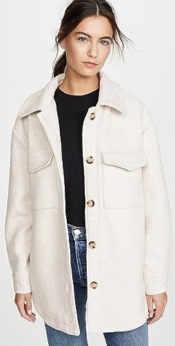 Line & Dot - Drew Wool Blend Jacket