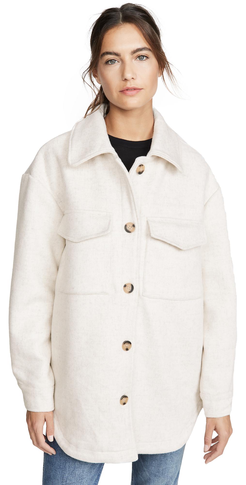 Drew Wool Blend Jacket