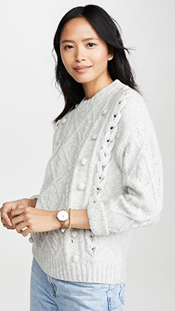 Line & Dot Mila Sweater
