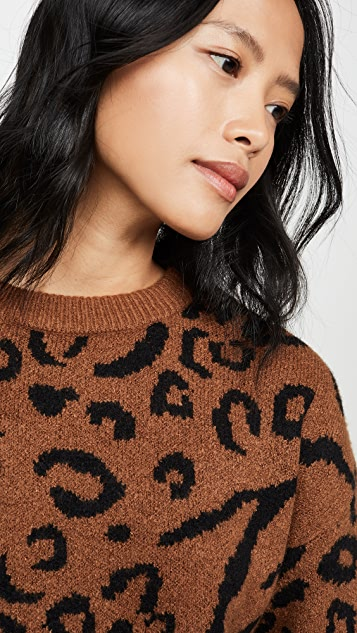 Line & Dot Alee Sweater