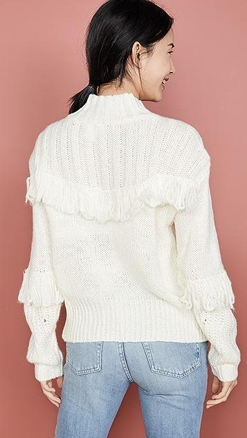 Line & Dot Whistler 毛衣