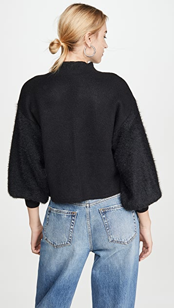 Line & Dot Claire Sweater