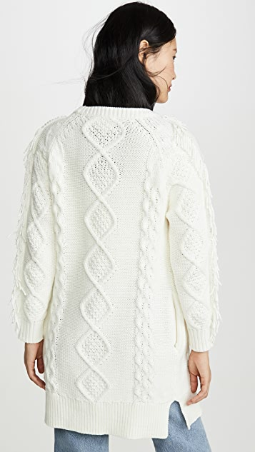 Line & Dot Everly Cardigan