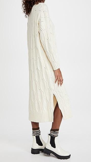 Line & Dot Camilla 毛衣式连衣裙