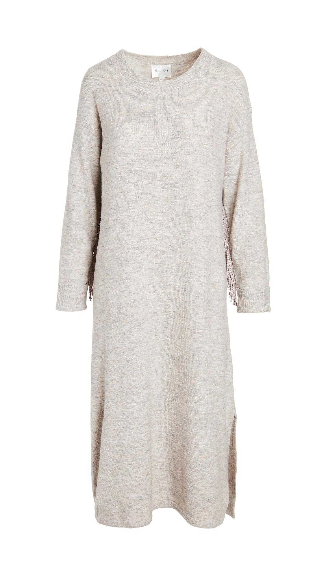 Line & Dot Calli Fringe Detail Dress