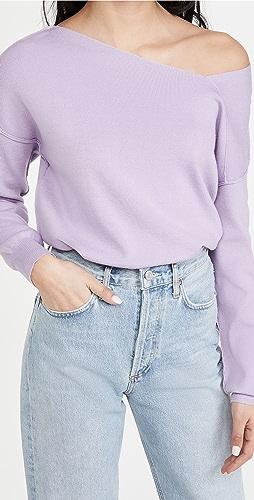 Line & Dot - Favorite Off Shoulder Sweater