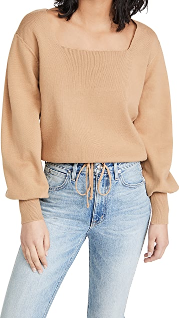 Line & Dot Evelyn Sweater