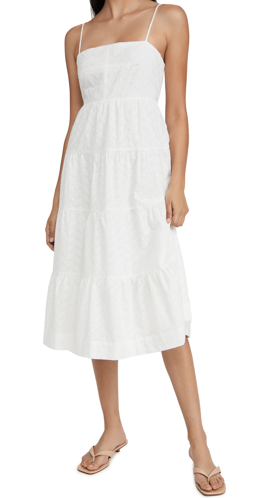 Charlotte Embroidered Dress