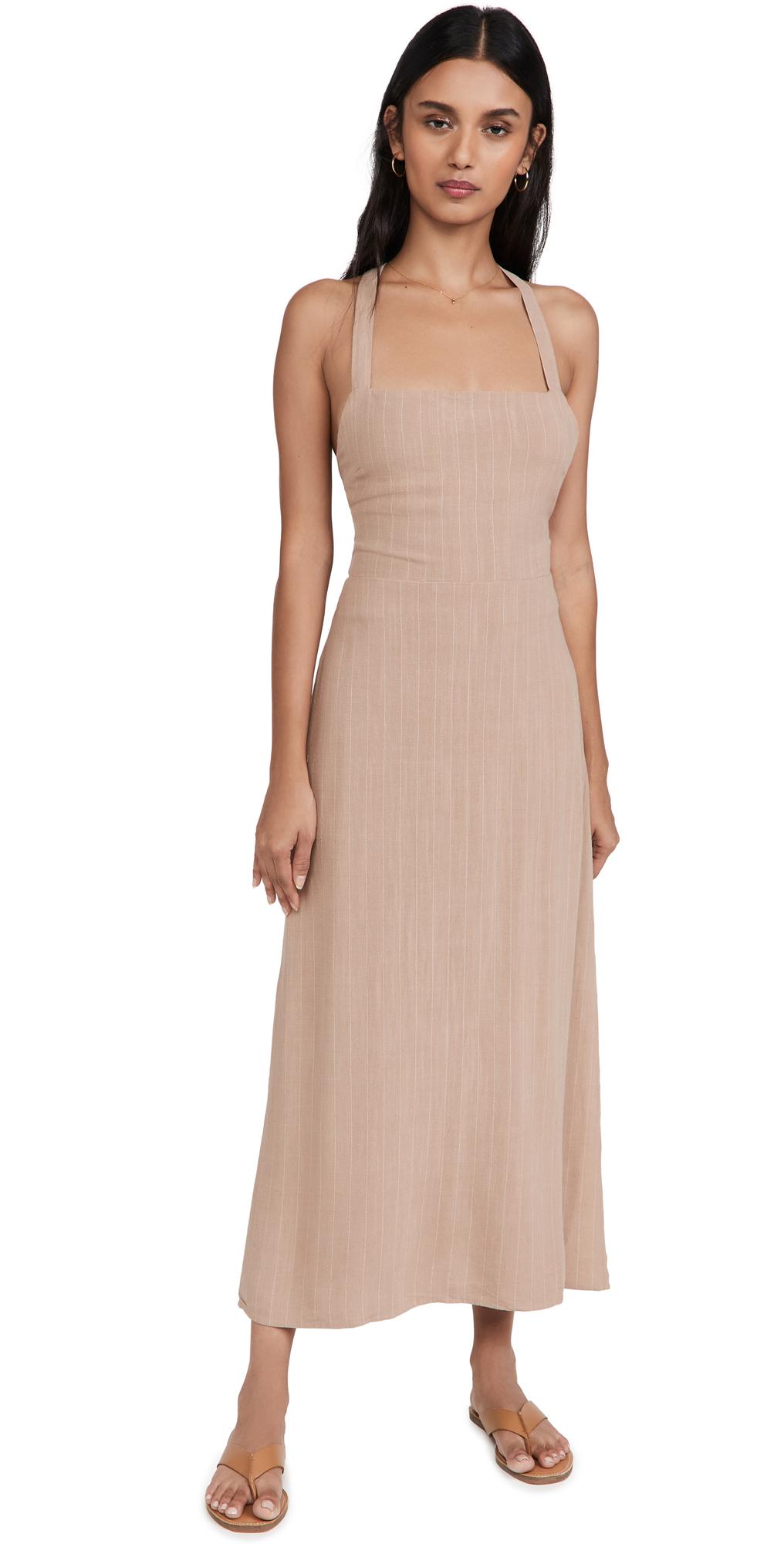 Delilah Cross Body Back Dress