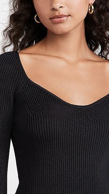 Line & Dot Melissa Sweater