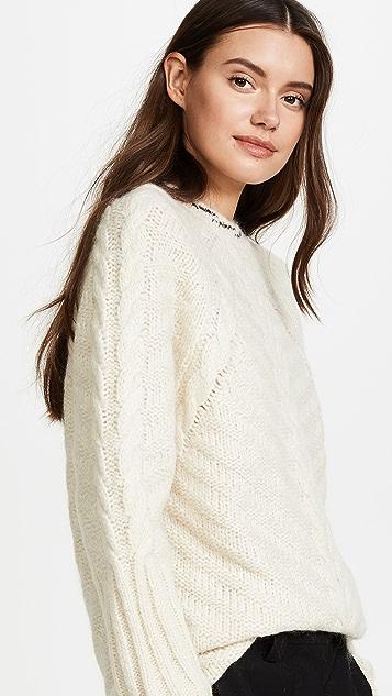 LINE Elliott Heirloom Sweater