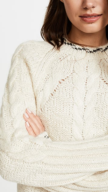 LINE Elliott Heirloom Sweater