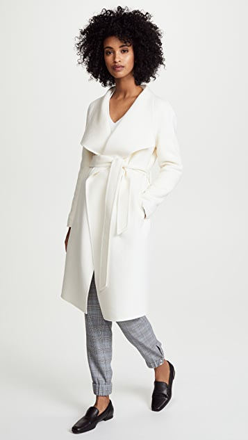951854be018 LINE The Meghan Wrap Coat