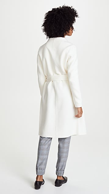 LINE The Meghan Wrap Coat