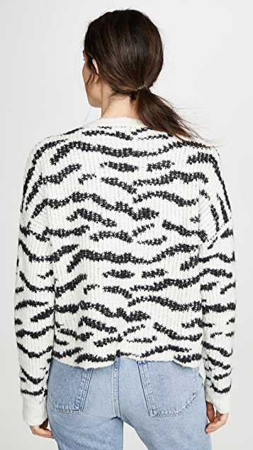 LINE Knit Sweater