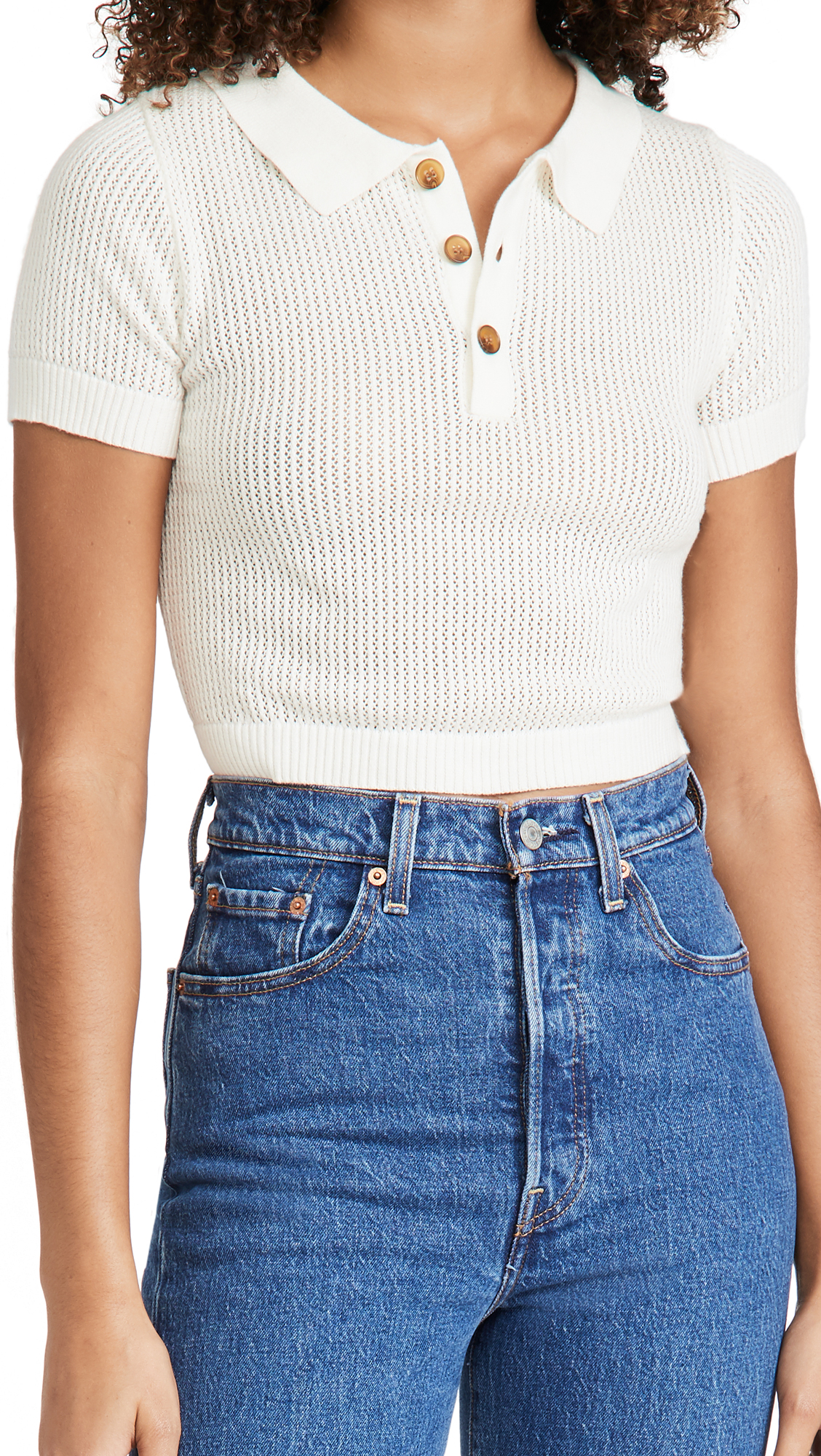 Lioness Callie Cropped Top