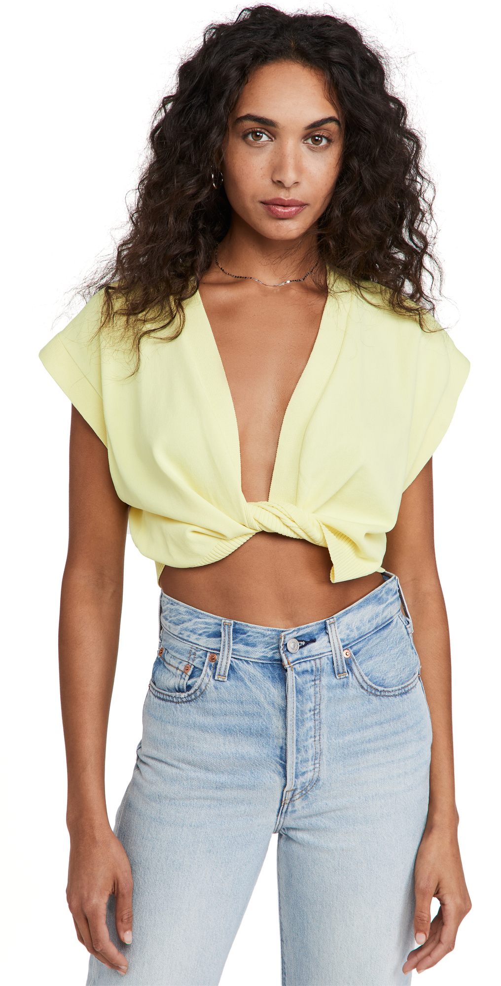 Stone Cold Knit Top