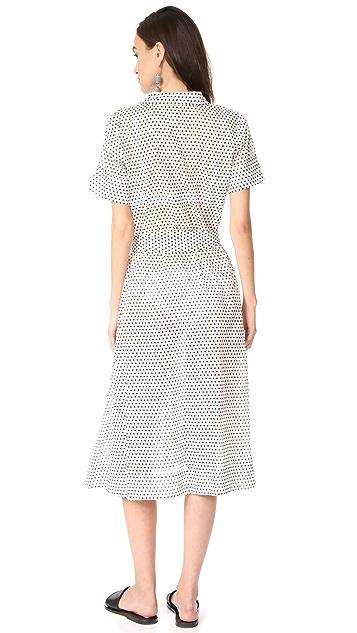 Lisa Marie Fernandez Shirtdress
