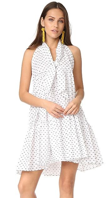 Lisa Marie Fernandez Mini Babydoll Dress