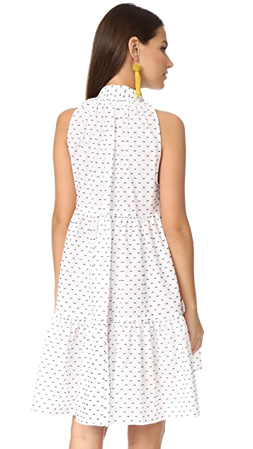 Lisa Marie Fernandez Mini Babydoll Dress