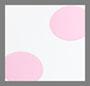 Pink Polka Dot Bonded