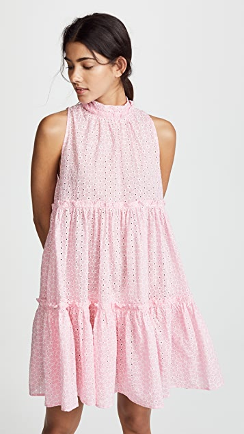 a7fca6927f39 Lisa Marie Fernandez Erica Mini Ruffle Tier Dress | SHOPBOP