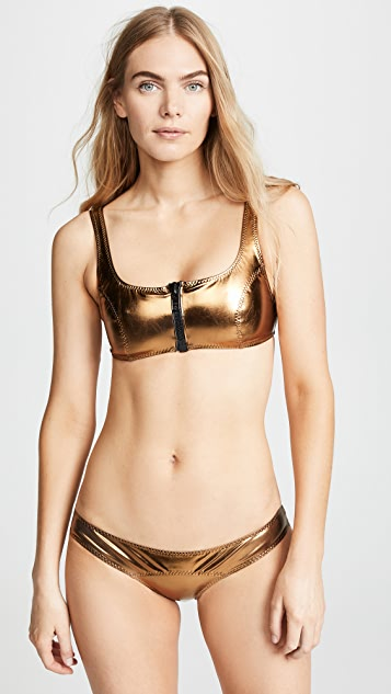 Lisa Marie Fernandez Комплект бикини Jasmine