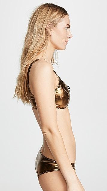 Lisa Marie Fernandez Jasmine Bikini Set
