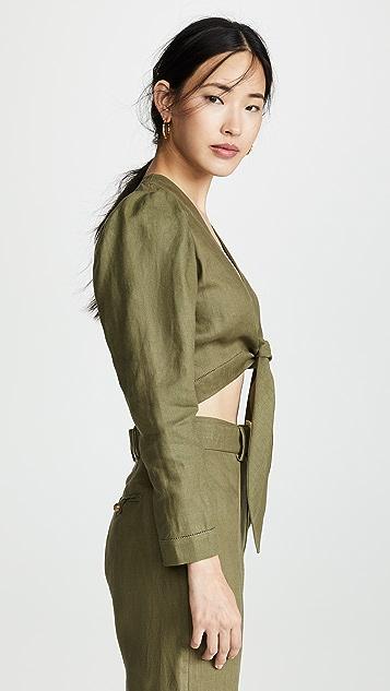 Lisa Marie Fernandez Pouf 女式衬衫