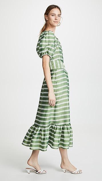Lisa Marie Fernandez Prairie Maxi Dress
