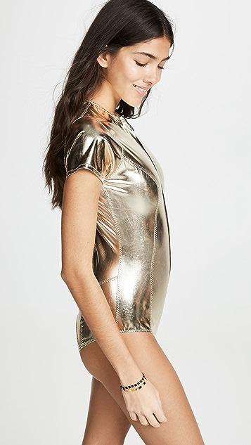Lisa Marie Fernandez Сплошной купальник Jasmine